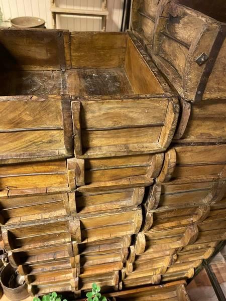 Unike mursteinsformer, firkanta