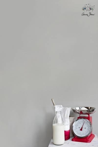 Wall Paint, Paris Grey fra Annie Sloan
