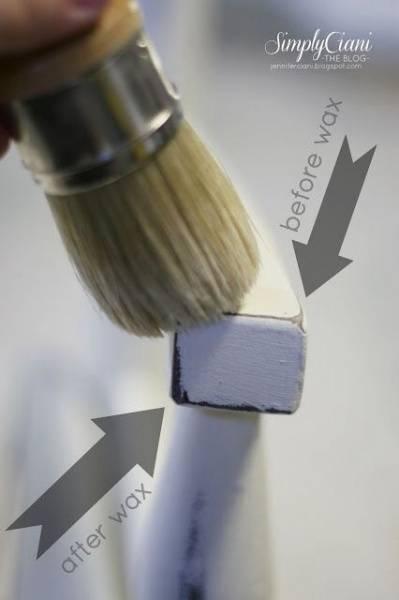 Clear Wax Chalk Paint(tm) dekorativ Paint by Annie Sloan