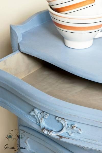 Prøveboks 120ml, Louis Blue Chalk Paint(tm) dekorativ Paint by A