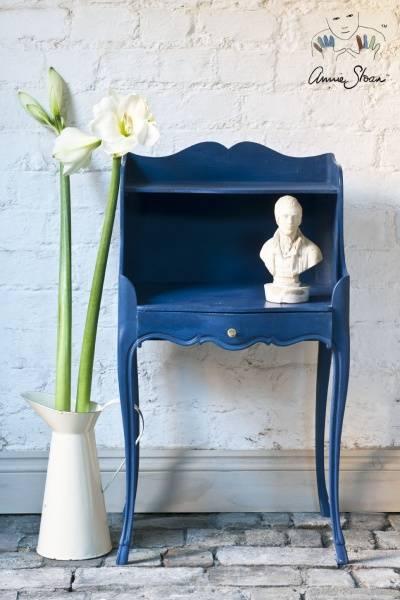 Napoleonic Blue, Chalk Paint(tm) dekorativ Paint by Annie Sloan