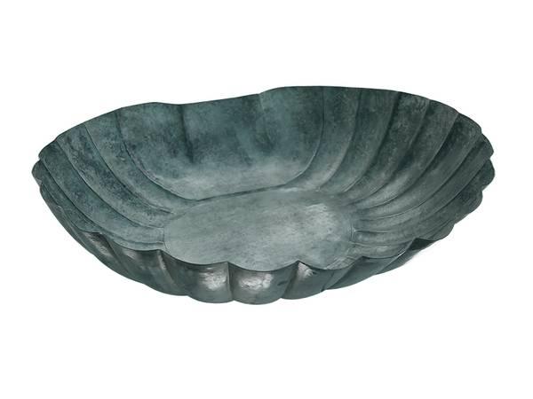 Bilde av Kamskjell i bronse, 60cm