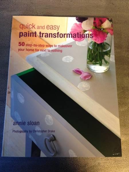 Country Grey  Chalk Paint(tm) dekorativ Paint by Annie Sloan